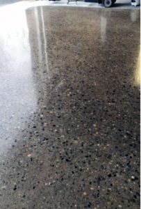 Concrete Poilishing Floor Services