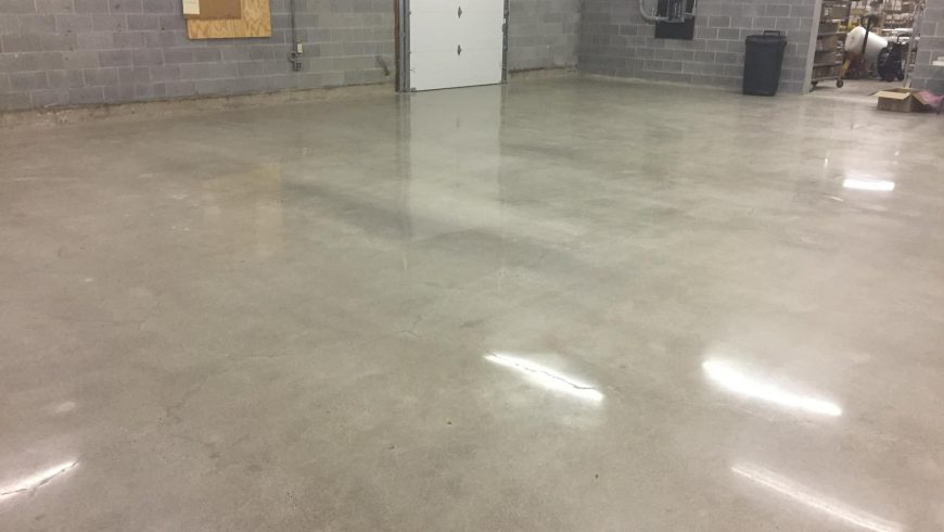 Concrete Polishing In Wallingford, CT