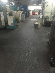 mossberg-oil-soaked-industrial-floor